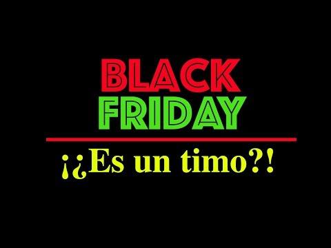¿Es un timo Black Friday o hay ofertas de verdad?