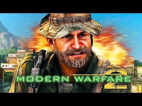 Download Why Was Call Of Duty Modern Warfare 2 So Awesome Video 3GP