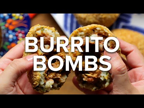 Burrito Bombs • Tasty Recipes