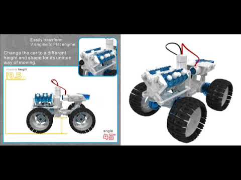 Youtube Video for Salt Water Engine Car
