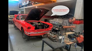 Restoring & Building Cars in Mexico - Lower Labor Costs, High Quality Metal Work