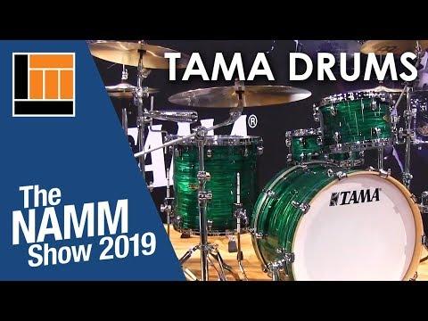 L&M @ NAMM 2019: Tama Drums