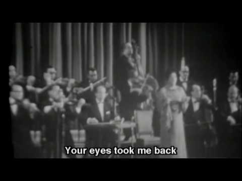 "Umm Kulthum ( أم كلثوم ) Live; ""Enta Omri"" (English Subtitles) Mp3"