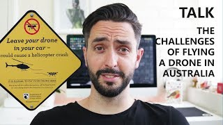 The challenges of flying a drone in Australia - watch this before buying a drone