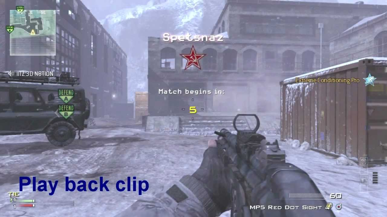 Modern Warfare 3 Player Gets Angry Kid To Argue With Himself