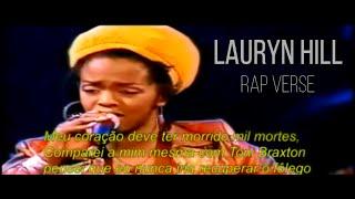 Lauryn Hil Rap Live