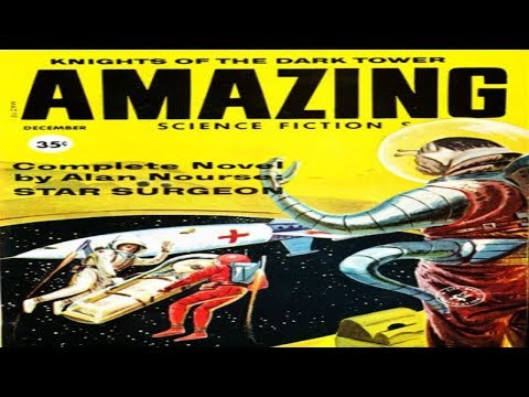 Star Surgeon – Book Review –  Science Fiction Audiobook by Alan Edward Nourse