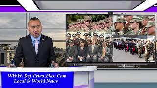 9/22/21. Lub Koob Tsheej Lao-Hmong Memorial Ua Nco Txog Cov Qub Tub Rog/Nplog Teb/Xov Xwm Thoob Ntuj