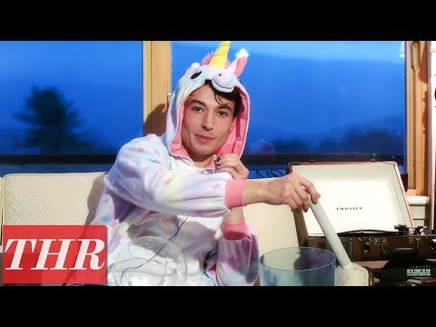 """Ezra Miller on Millennials: """"People Think We're Crazy, And They're Right"""" 