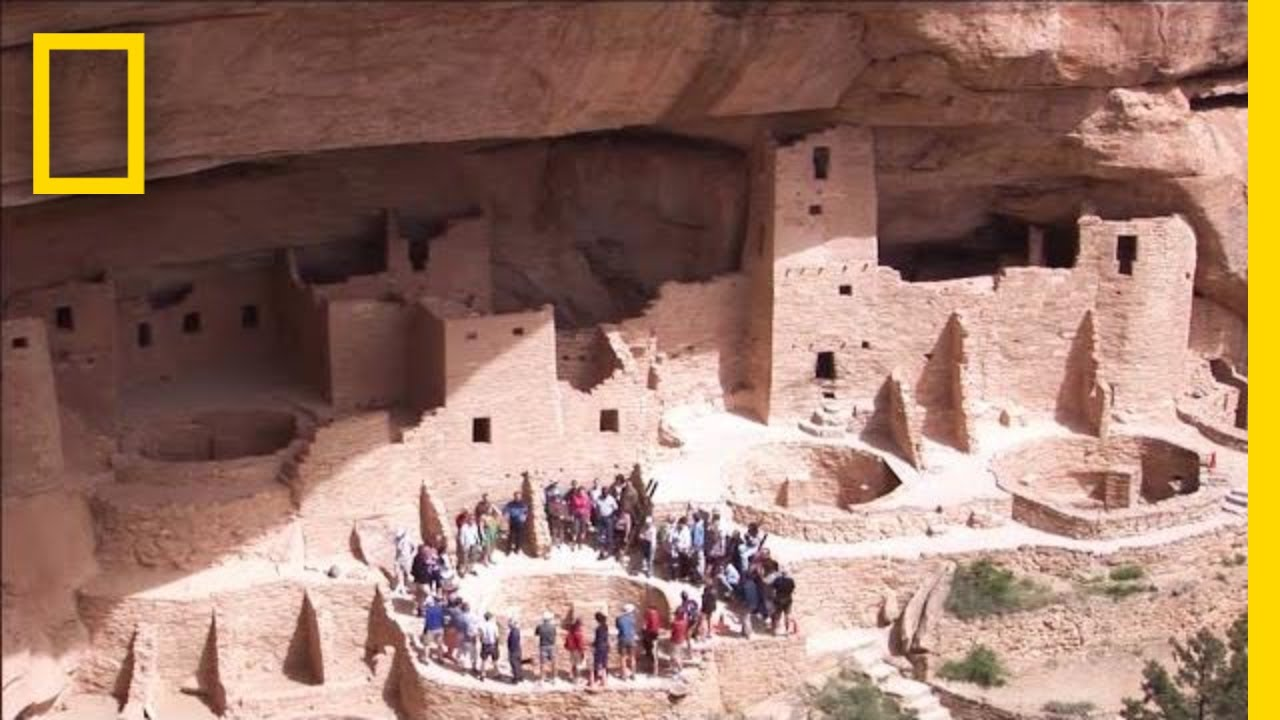 Mesa Verde's Cliffside Dwellings Show a Glimpse of History   National Geographic thumbnail