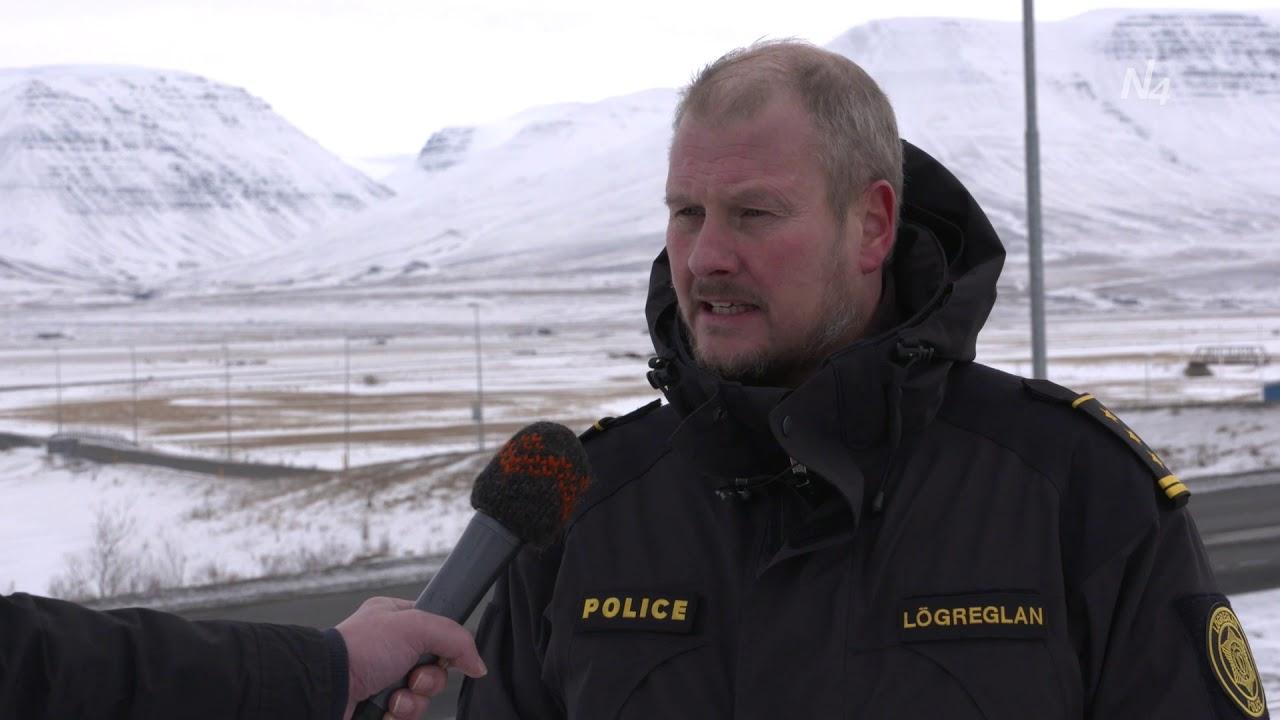 COVID 19 - Yfirlögregluþjónn Norðurlandi vestra 19.03.2020Thumbnail not found