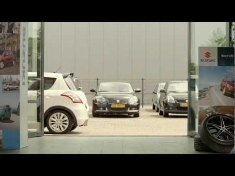 Suzuki Swift LoveMachine Commercial Juli 2012