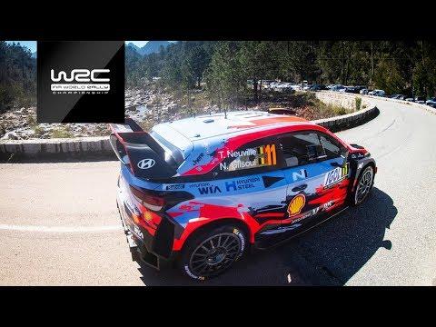 WRC - Corsica linea - Tour de Corse 2019: Best Of Action!