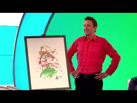 Lee Mack a jeho portrét - Would I Lie to You?