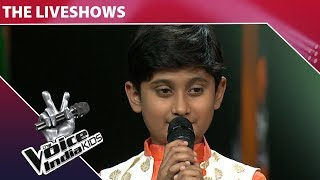Shreyan And Neelanjana | Performs On Sandese Aate Hai | The Voice India Kids | Episode 24