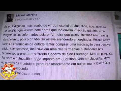 Farmácia de Juquitiba orienta munícipe a buscar ajuda em São Lourenço da serra