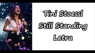 Tini Stoessel - Still Standing Letra