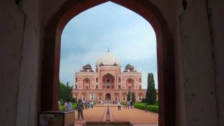 Tomb of Mughal Emperor - Humayun
