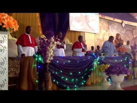CCC of God Int'l;OPENING SONG, at conference 2014 by the mass choir singing S.S & S --210