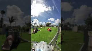 GepRC Thinking P16 HD, Smallest HD FPV Experience! Whooping in a park in Bayamon Insta360 Go Part 2