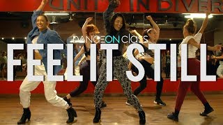 Portugal. The Man    Feel It Still | Bobby Dacones Choreography | DanceOn Class