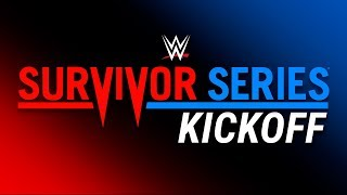 WWE Survivor Series 2018 Kickoff
