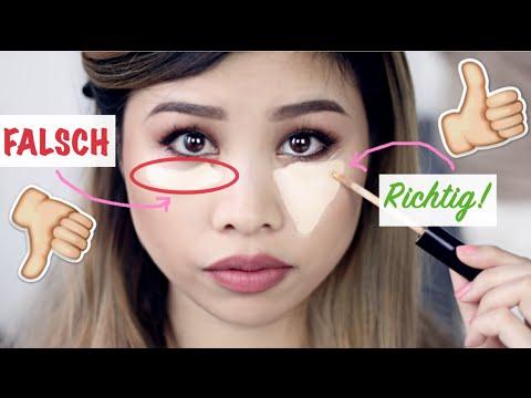 Die kosmetische Maske für die Augen die Kühlende