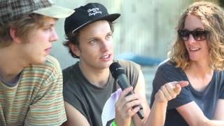 Happy At Fairgrounds Festival: Interview With Methyl Ethel