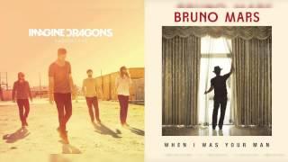 Imagine Dragons vs. Bruno Mars - When I Was Radioactive