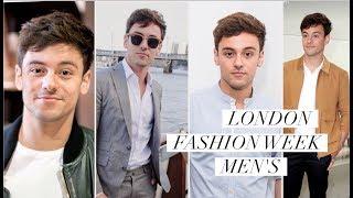 My Style Diary | London Fashion Week Mens 2017 I Tom Daley