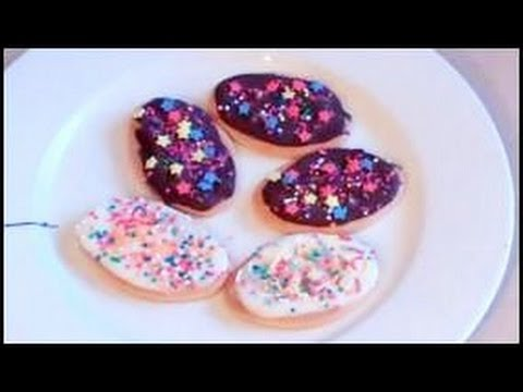 HOMEMADE KIDS EASTER EGG BISCUITS – VIDEO RECIPE