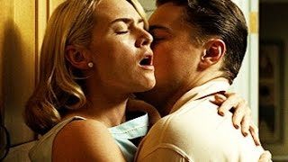 Kate Winslet And Leonardo DiCaprio Hot Scene In Revolutionary Road
