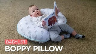 Boppy Pillow Review - Babylist