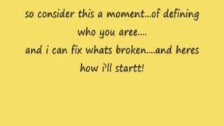 Jordin Sparks-The Cure-lyrics on screen!!