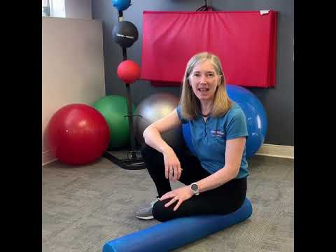 How foam rolling can help with injury recovery