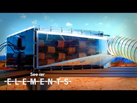 Jak získat vodu přímo ze vzduchu - Seeker