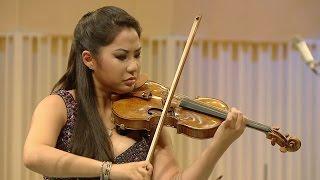 Sarah Chang şi Orchestra Română de Tineret - Concertul pentru vioară și orchestră de Jean Sibelius