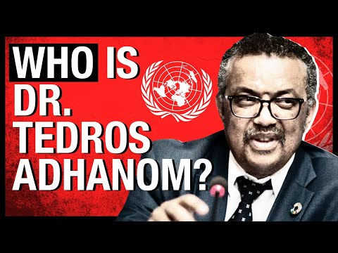 Who Is Dr Tedros? | NOT A LOT OF PEOPLE KNOW THAT