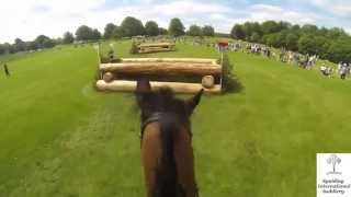 Elite Eventing| Bramham Cross Country With Ben Hobday