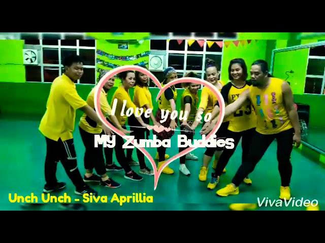 Siva Aprillia - Unch Unch Dangdut / Zumba / Dance Fitness