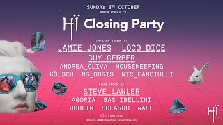 CLOSING PARTY Extended Hours