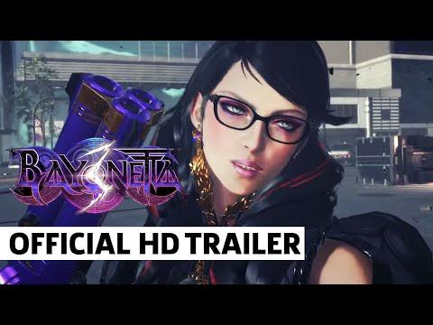 Bayonetta 3 Gameplay Trailer   Nintendo Direct September 2021
