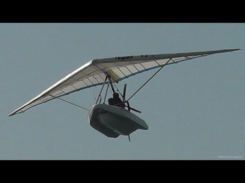 Η απίθανη ιπτάμενη... βάρκα!