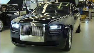 Rolls-Royce Production - Awesome