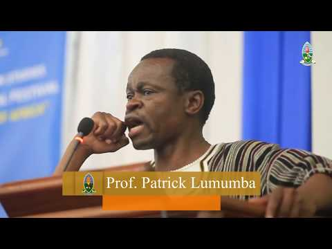 Magufulification Of Africa By Prof. PLO Lumumba. Part One Mp3