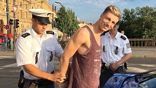 BYL JSEM ZATČEN POLICIÍ! w/MikeJePan