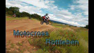 Motocross vs Race Drone - Rottleben