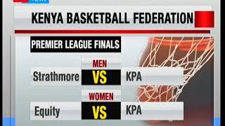 Scoreline - 17th February 2018: Kenya Basketball Federation matches