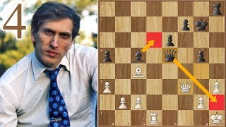 This is Why I'M World Champion! | Fischer vs Spassky | (1972) | Game 4