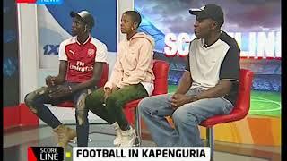 Scoreline: Chapa Dimba winners